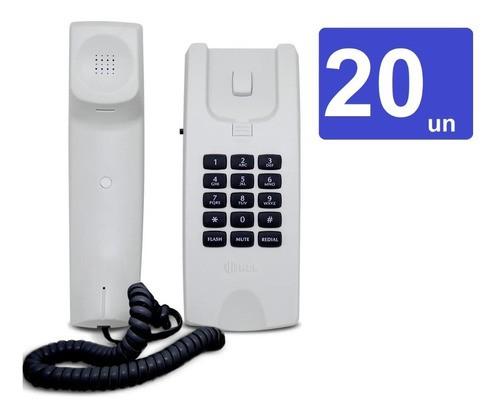 20 Interfone Terminal Dedicado Para Condominio Centrix Hdl