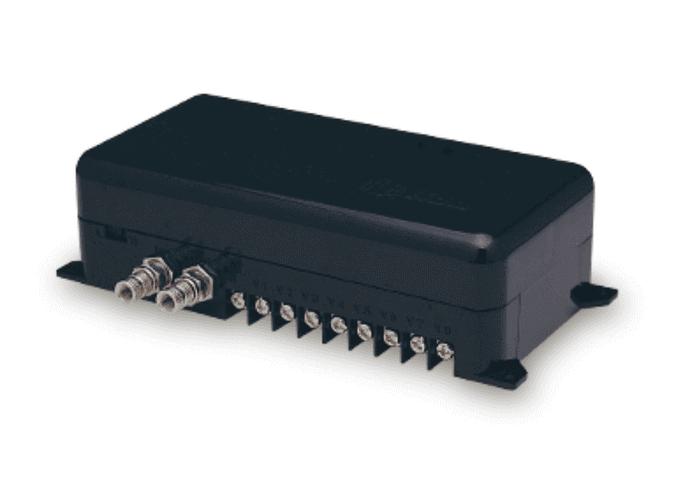 Booster HDL Amplificador de Vídeo para 8 Extensões Internas Vídeo Porteiro Coletivo
