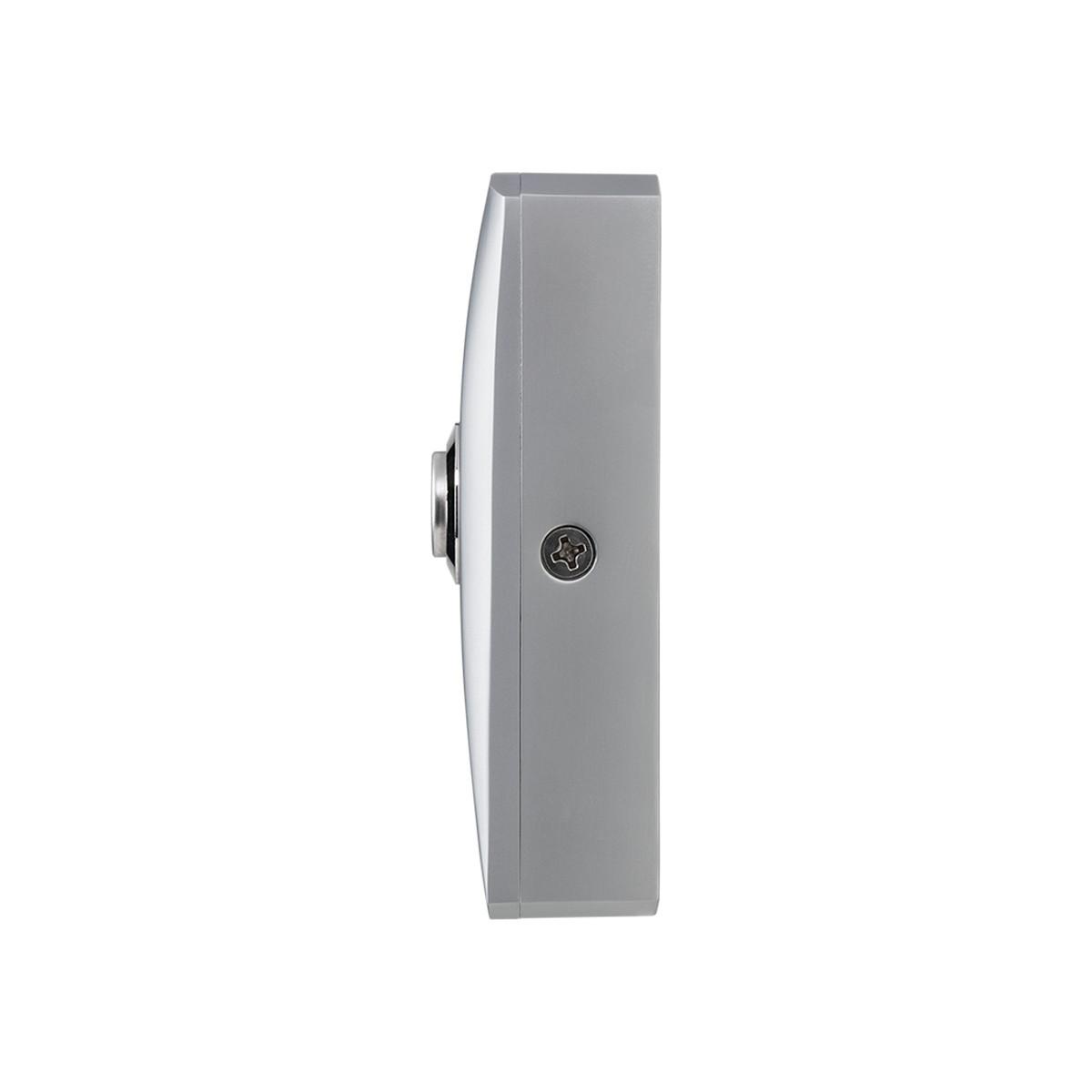 Botoeira HDL Ip66 Inox botão acionador de abertura da fechadura