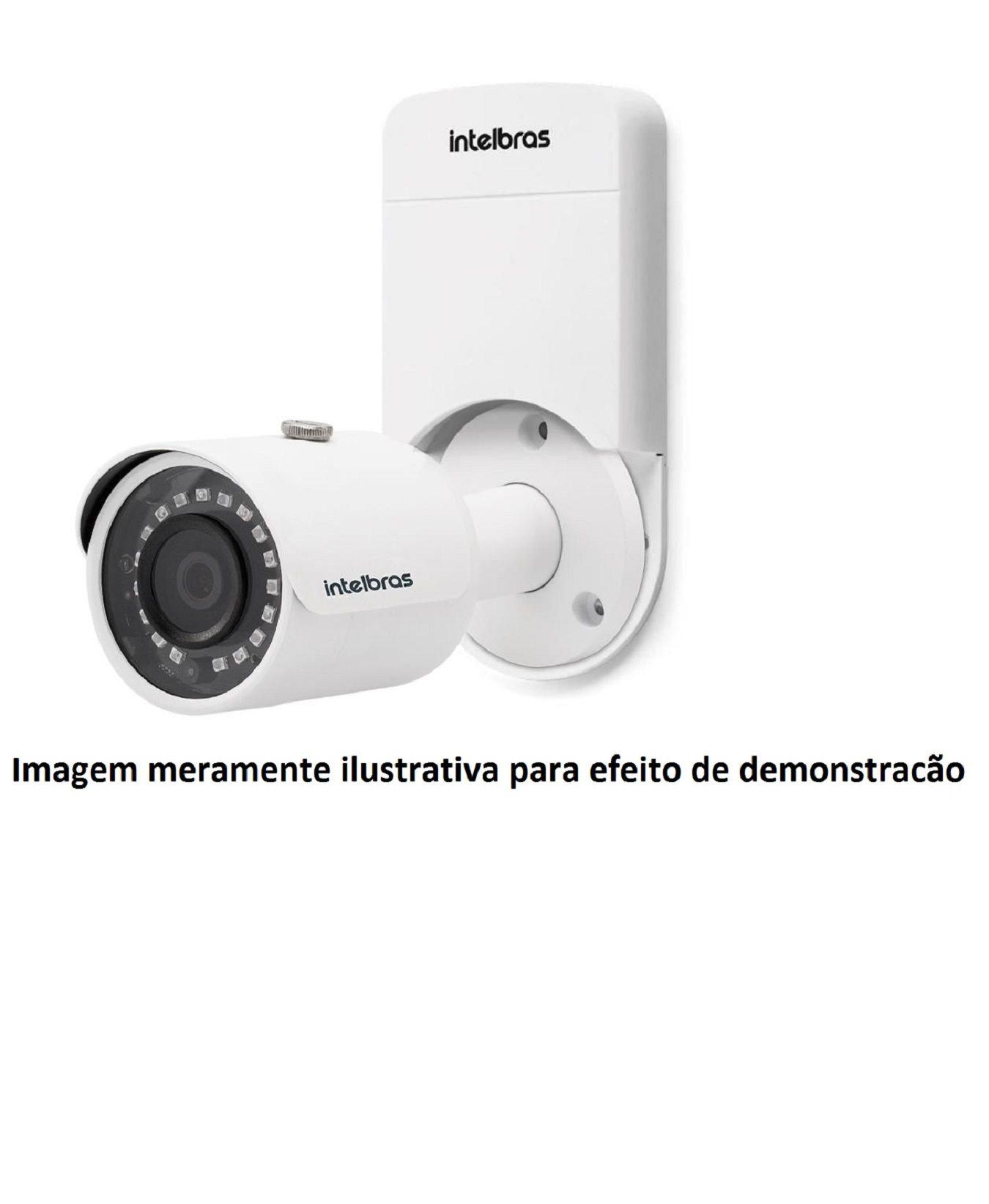 Caixa plastica P/ Sustentação de câmeras Vbox 1000