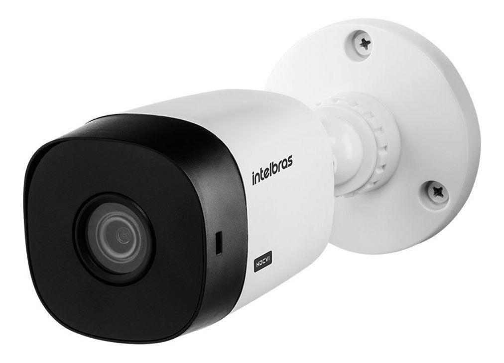 Câmera Hdcvi Lite Intelbras Vhl 1220b Full Hd 1080p - 20 Metros Infravermelho