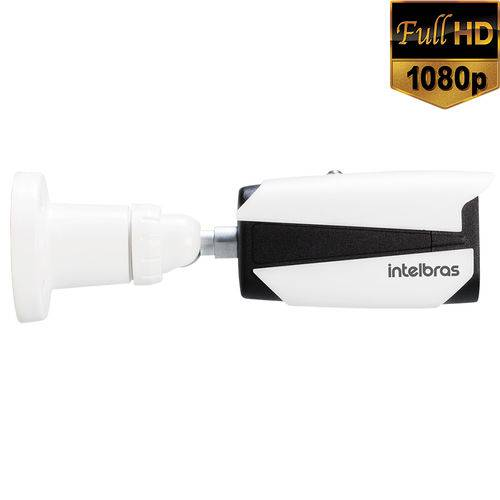 Câmera IP 2.0 MegaPixel FullHD Dome Intelbras VIP 1220 B Lente 2,8mm, Infravermelho