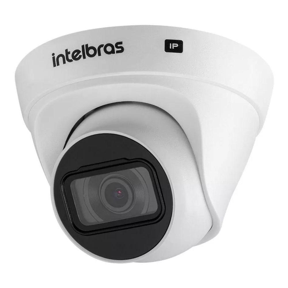 Câmera Ip Full Hd Intelbras Lente 2.8mm Vip 3220d
