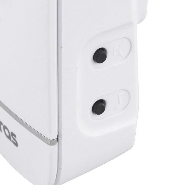 Campainha Eletrônica Cib 100 Sem Fio Com Bateria Intelbras
