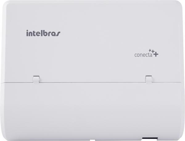 Central Telefônica Conecta Pabx 2 Linhas 8 Ramais da intelbras