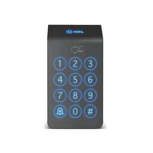 Controlador de acesso com teclado RFID/BLE Bluetooth HDL