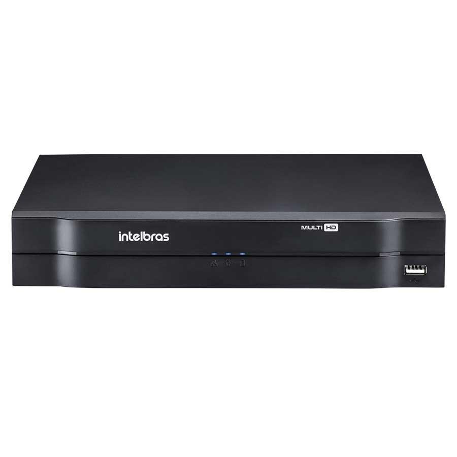 DVR Stand Alone Multi HD MHDX-1104 - 4 Canais  Intelbras