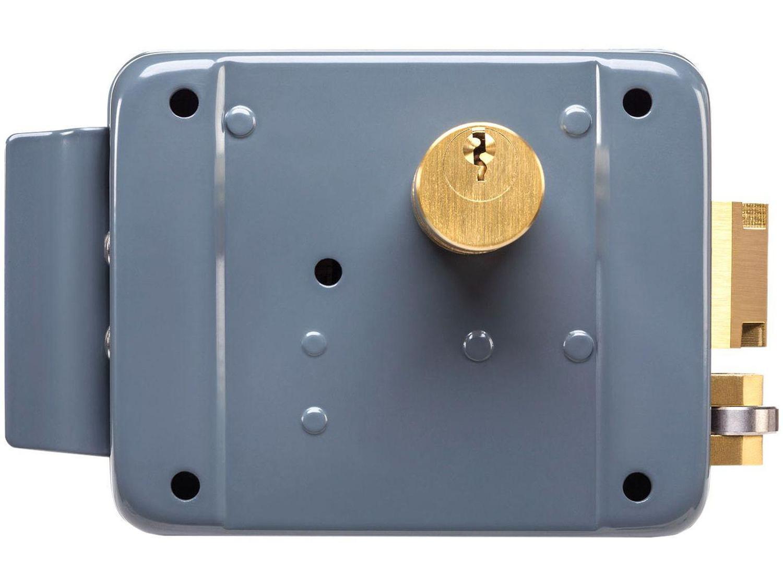 Fechadura Elétrica de Sobrepor FX 2000 - Trinco Reversível com Abertura Direita ou Esquerda