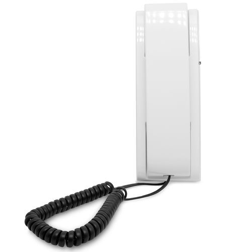Interfone Hdl F8 Sn Grafite Protetor 2 Pontos HDL