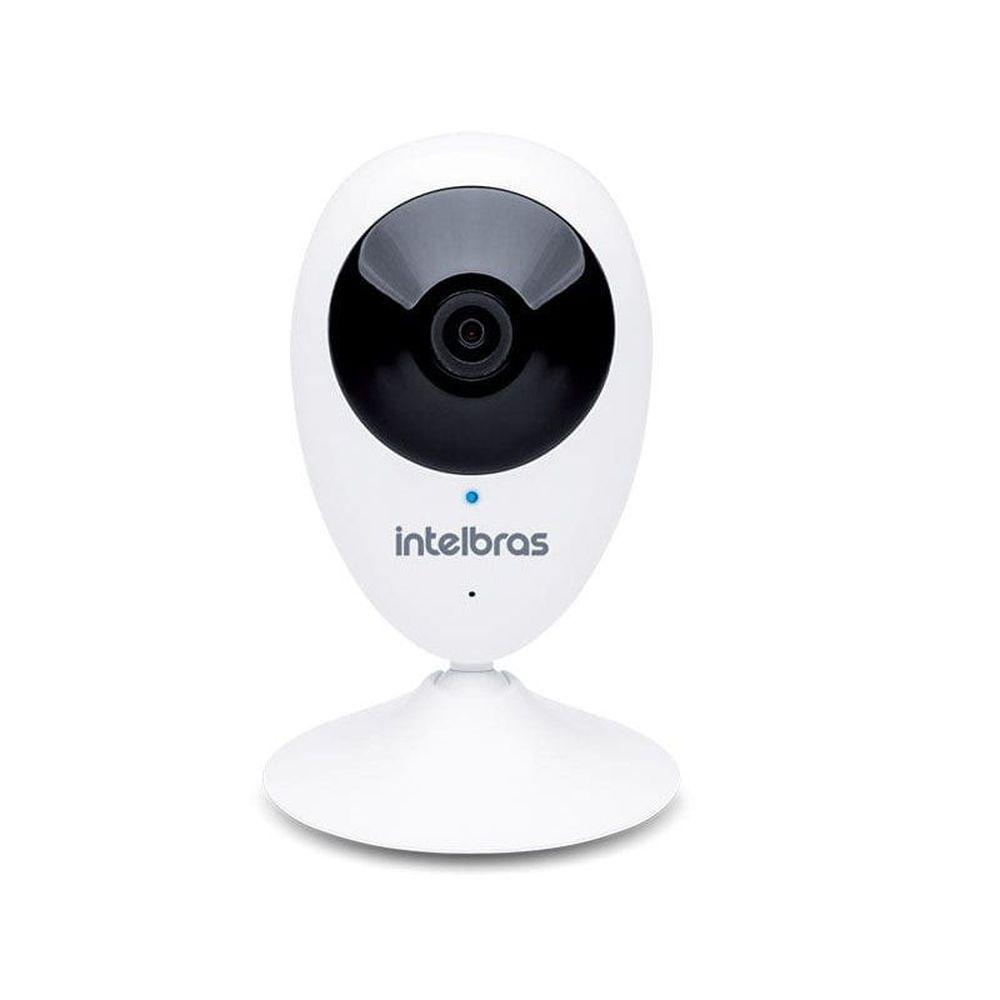 Kit cftv 4 Câmeras segurança Wifi IP iC3 1Mp HD 720p NVD 1304