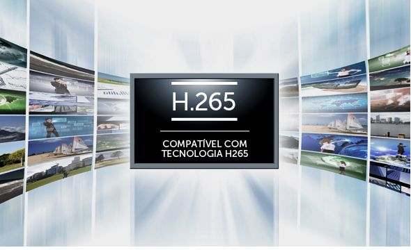 Nvd 1232 Gravador de Câmeras 32 Canais Ip  Full HD Intelbras