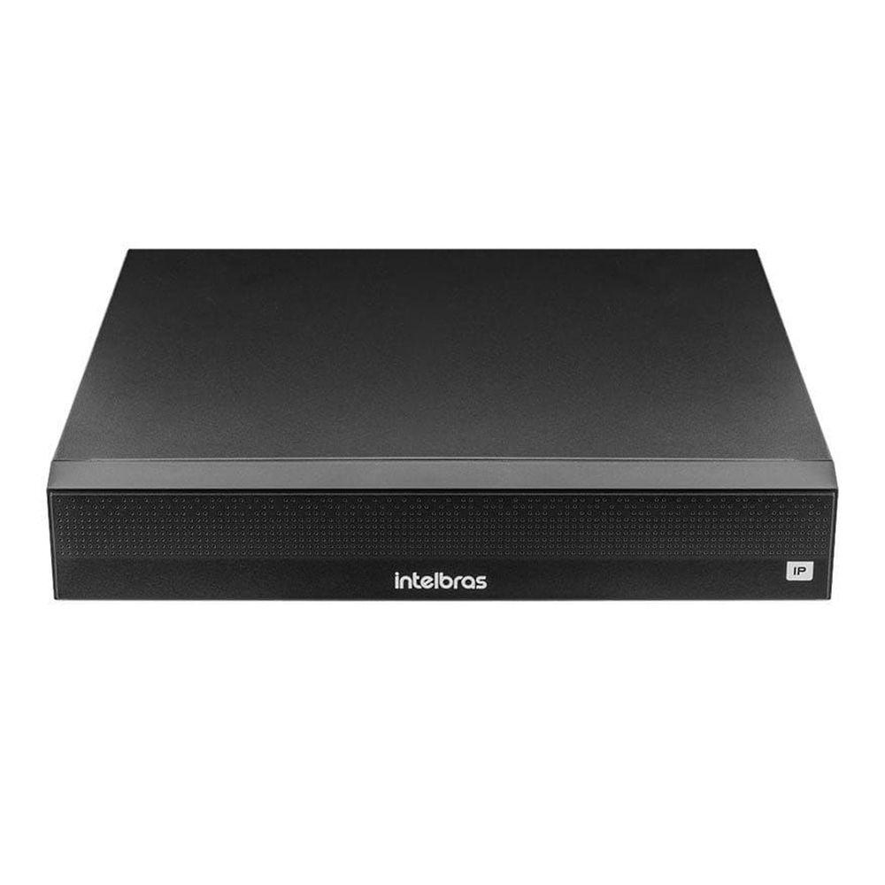 NVR, HVR Stand Alone Intelbras NVD 1308 8 Canais, para Camera IP, OnVif + HD 2-TB