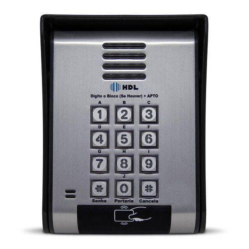 Porteiro Eletrônico Hdl Coletivo 12 Pontos Leitor Cartão Tag