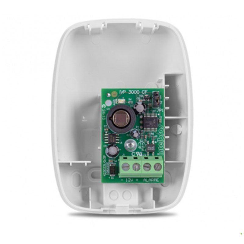 Sensor de Presença Infravermelho IVP 3000 Com Fio Passivo Intelbras
