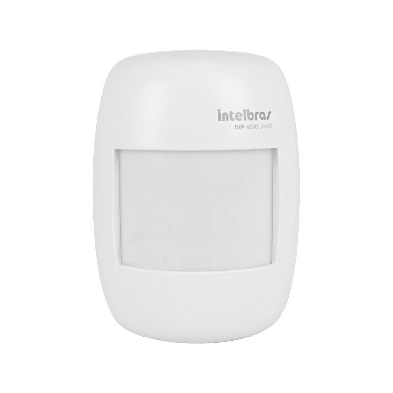 Sensor de Presença Infravermelho IVP 4000 Smart Sem Fio Passivo.