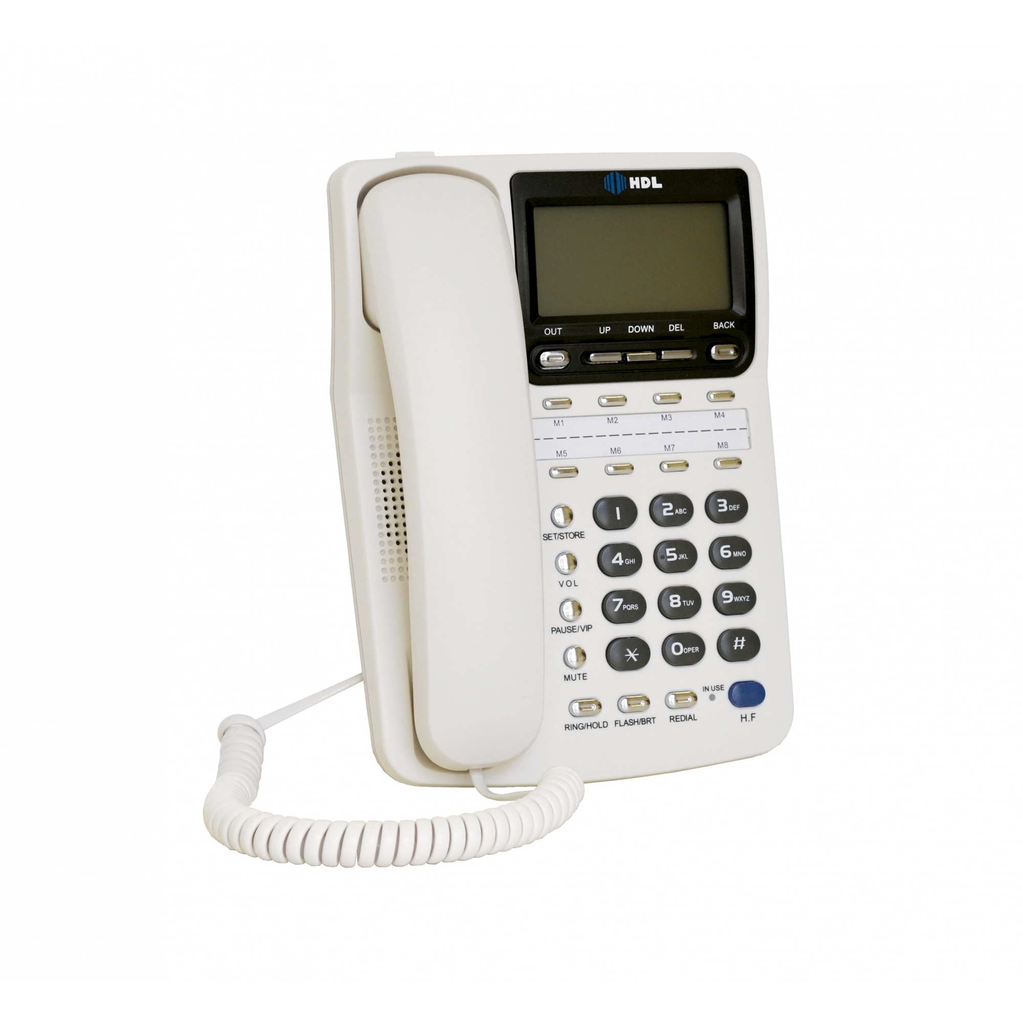 Telefone CentrixFone ID Com Identificador Chamada Hdl