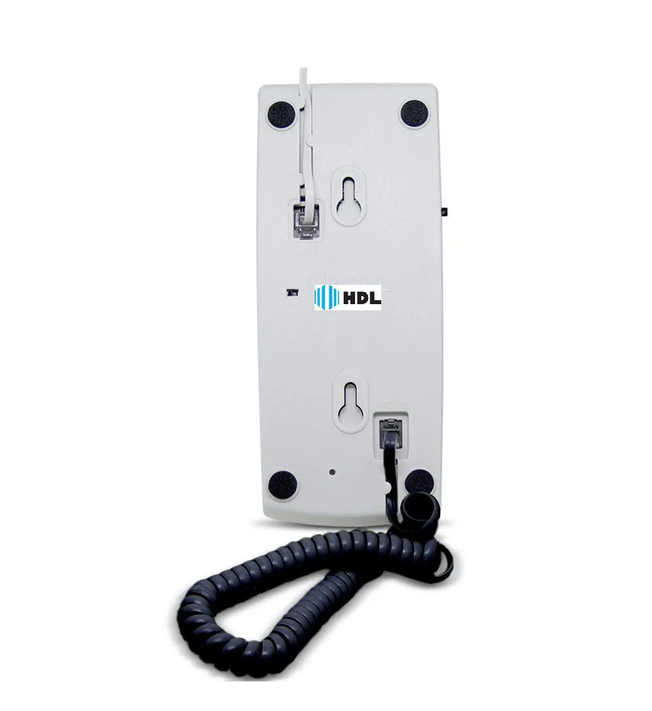 Telefone Gôndola Centrixfone Branco HDL