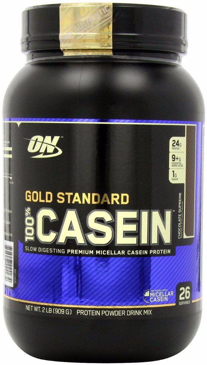 256e89a7a 100% Casein Optimum Nutrition - 900g