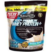100% Premium Whey Protein MuscleTech - 2.3kg