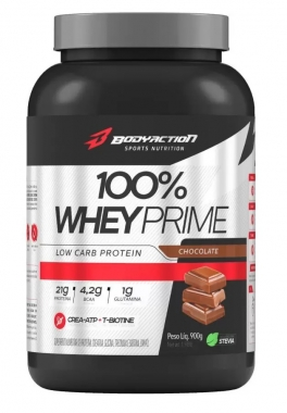 100% Prime Whey Body Action - 900g