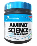 Amino Science BCAA Powder Performance Nutrition - 300g