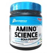 Amino Science BCAA Powder Performance Nutrition - 300g