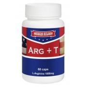 Arginina + Tadal American Builders - 60 caps