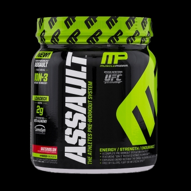 Assault Muscle Pharm (IMPORTADO) - 30 doses