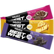 Barra de Proteína Best Whey Atlhetica Nutrition - 30g