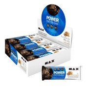 Barra de Proteina Power Max Titanium - CX C/ 8