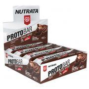 Barra de Proteína Proto Bar Nutrata - CX C/ 8