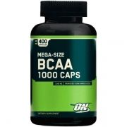 BCAA 1000 Optimum Nutrition - 400 caps