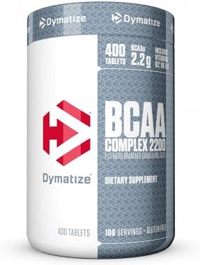 BCAA Complex 2200 Dymatize Nutrition - 400 caps
