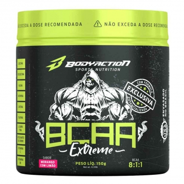 BCAA Extreme 8:1:1 Body Action - 150g