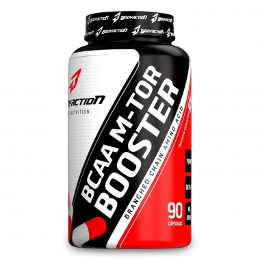BCAA M-Tor Booster Body Action - 90 caps