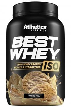 Best Whey ISO Atlhetica Nutrition - 900g