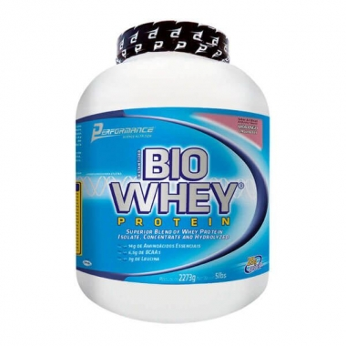 Bio Whey Protein Performance Nutrition - 2.3kg