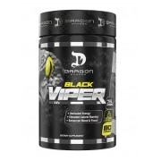 Black Viper Fat Destroyer Dragon Pharma - 90 caps