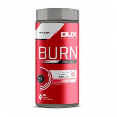 Burn Supercut DUX Nutrition - 60 caps
