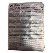 Cafeína 420 Intlab - 15 tabletes