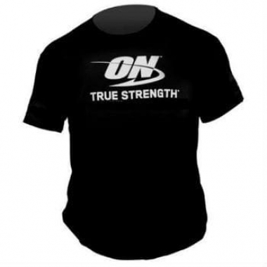 Camiseta Dry ON True Strenght Optimum Nutrition