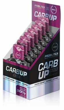 Carb UP Black Probiotica - CX C/ 10