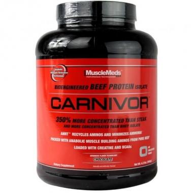 Carnivor MuscleMeds - 1.8kg