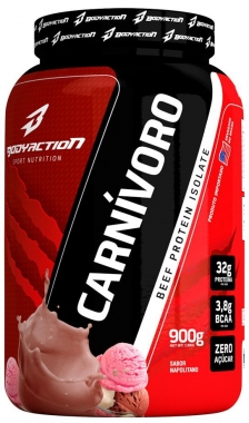 Carnivoro Beef Isolate Body Action - 900g