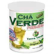 Chá Verde Premium Terra Verde - 200g