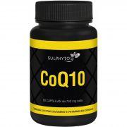 Coenzima Q10 Sulphytos - 60 caps