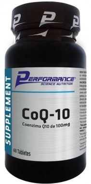 CoQ-10 Performance Nutrition - 60 caps