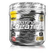 Creatina 100% Platinum MuscleTech - 400g