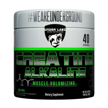 Creatina Alkaline Under Labz - 200g