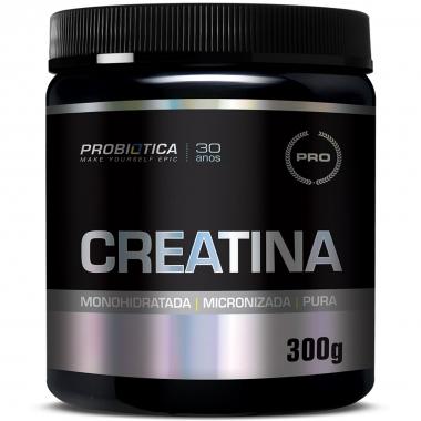 Creatina Pura Probiotica - 300g